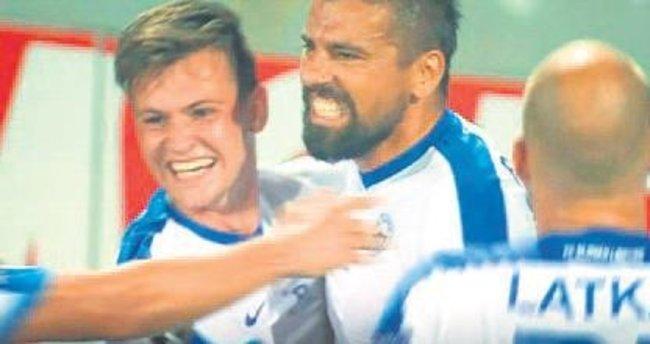 Baros'un 6 yıllık gol hasreti bitti