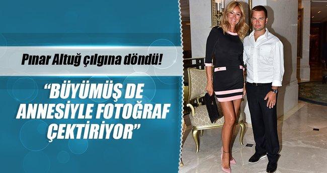 Pınar Altuğ'u çılgına döndüren yorum