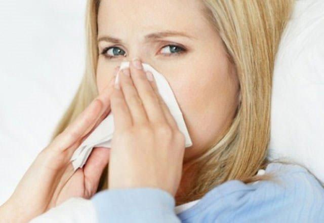 Evde soğuk algınlığı tedavisi