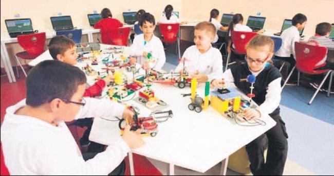STEM eğitimleri okul öncesinde