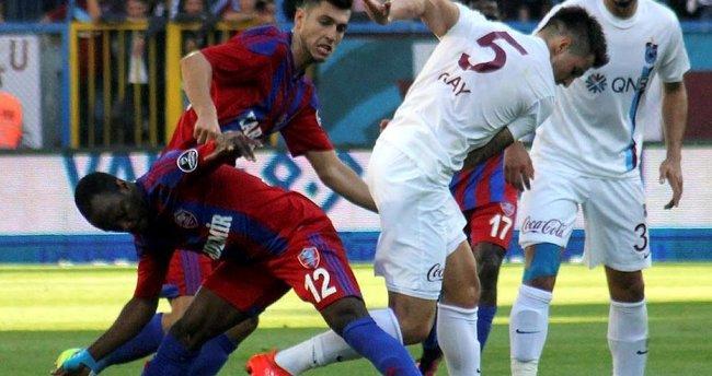 Trabzonspor, Karabük'te fark yedi