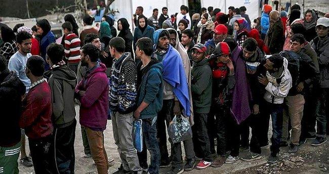 Göçmen kampında patlama: 2 ölü, 2 yaralı