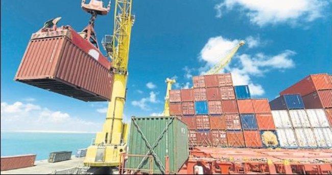 Batı Akdeniz ihracatı 1 milyar doları geçti