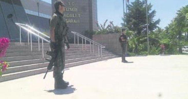 Gözaltındaki iki kişi tutuklandı