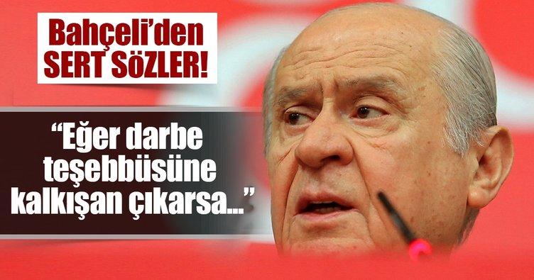 MHP Lideri Bahçeli'den flaş Katar yorumu