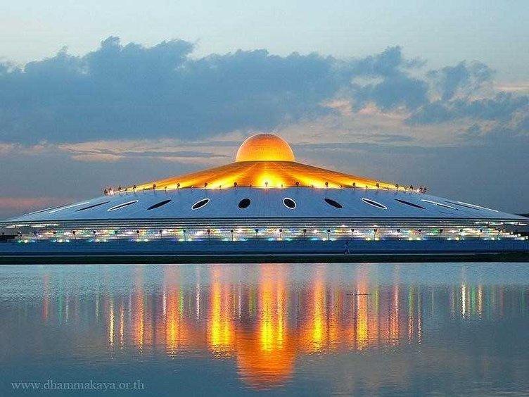 Dünyanın en ilginç tapınağı!