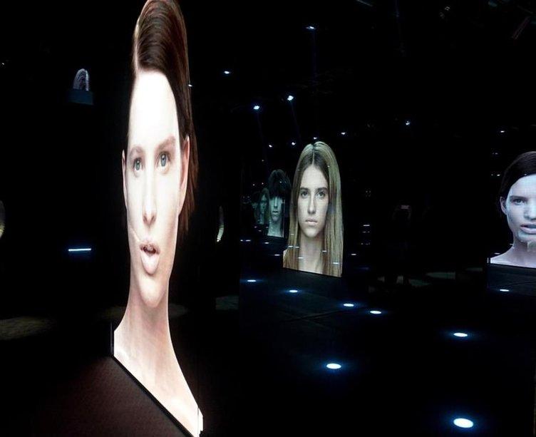 Louis Vuitton'dan Hollywood'da moda sergisi