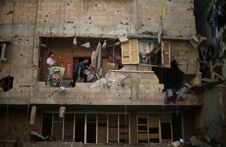Gazze'de ölü sayısı 50'yi aştı