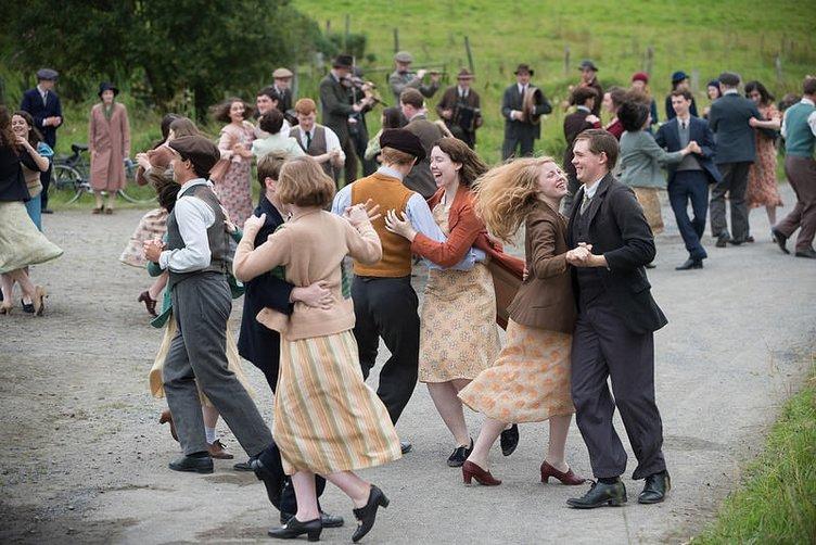 Özgürlük Dansı filminden kareler