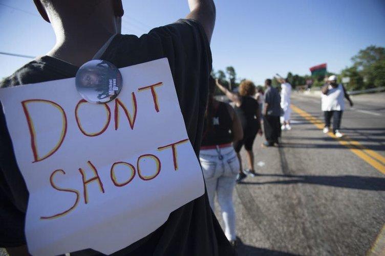 ABD'de 'beni de vur' isyanı