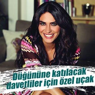 2003 Türkiye Güzeli Gamze Karaman ile işadamı Nedim Keçeli evleniyor