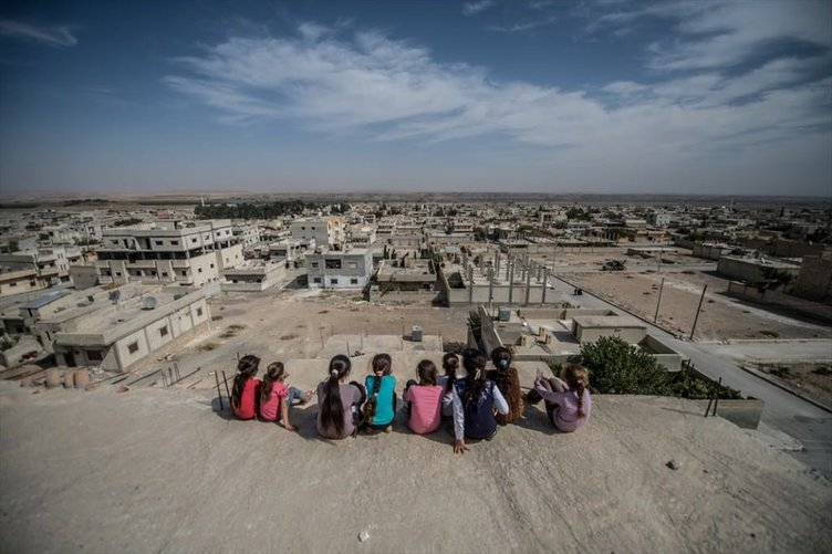 Cerablus'a dönen Suriyeli sayısı 4 bini aştı.