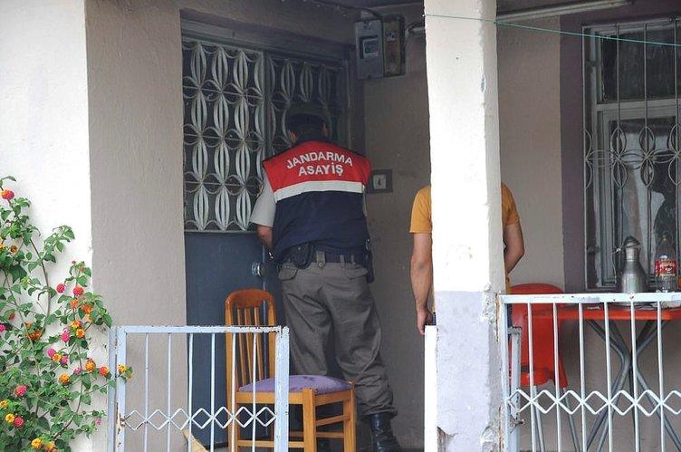 Yalnız yaşayan kadın ağır yanıklarla hastaneye kaldırıldı