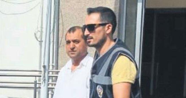 Polisin aradığı zanlı İstanbul'da yakayı ele verdi