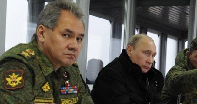 Rusya ve Suriye'den hava operasyonlarına 48 saat ara