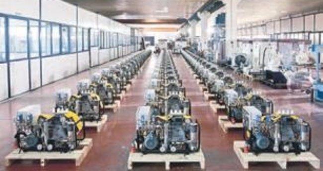 Denizaltı kompresörleri artık İzmir'de üretilecek