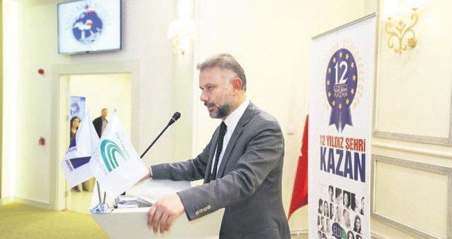 Kazan'da gündem '12 Yıldız' oldu