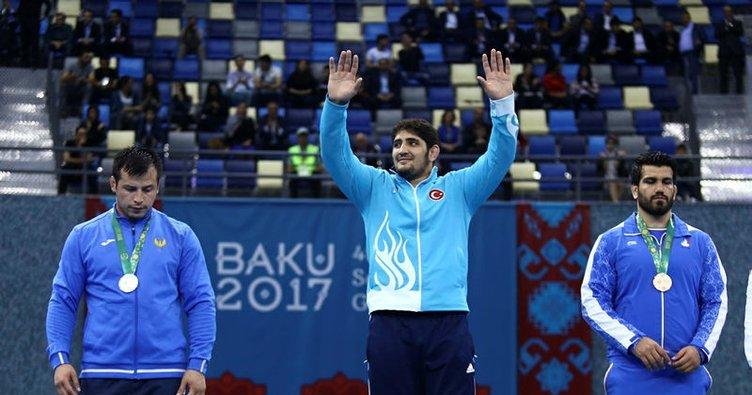 Türkiye, tekvandoda 3 madalya elde etti