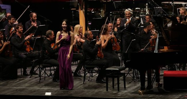 Antalya Uluslararası Piyano Festivali dünya starlarını ağırlamaya devam ediyor