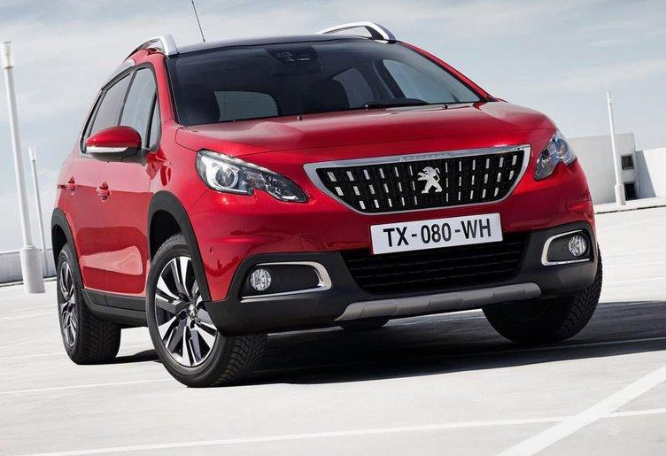 İşte 2017 Peugeot 2008