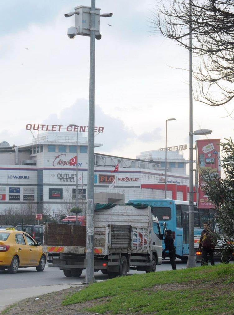 Fuhuş pazarlığı MOBESE'de