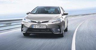 Toyota Corolla 44 milyon sattı