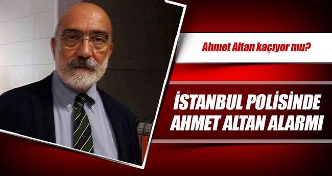 İstanbul polisinde Ahmet Altan alarmı