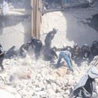 DEAŞ'tan kaçanları rejim vuruyor