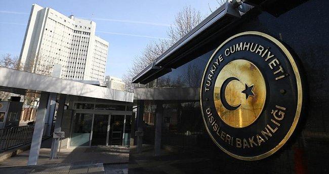 Türkiye, Irak'taki terör saldırısını kınadı