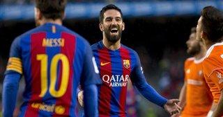 Barcelona'dan farklı galibiyet!