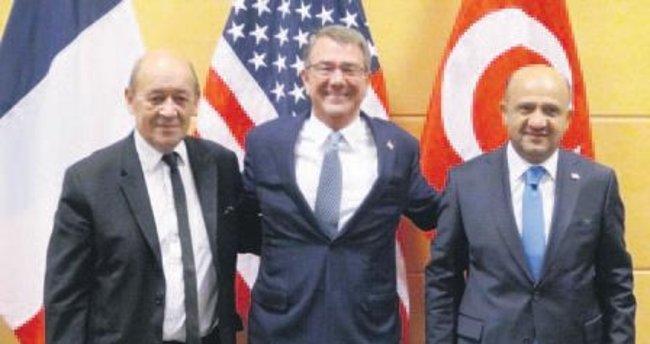 """""""Türk uçakları Musul için göreve hazır"""""""