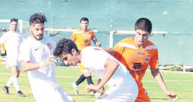 Antalyaspor'un U21 takımı da 2-0 kazandı