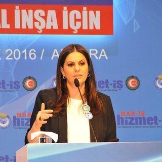 Jülide Sarıeroğlu Çalışma ve Sosyal Güvenlik Bakanı oldu