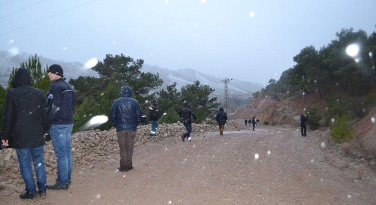 Tokat'ta kaybolan iki çocuğun arama çalışmaları devam ediyor