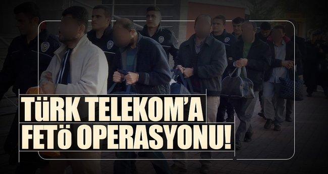 Türk Telekom'da ByLock operasyonu!
