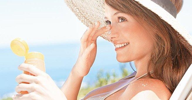 Tatilde cildinize iyi bakın!
