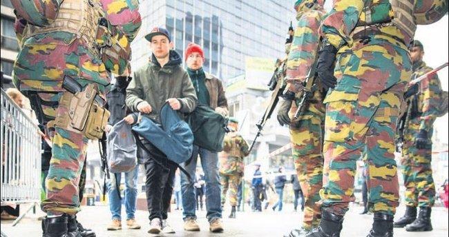 Belçika Müslümanlara aşırı güç kullanıyor