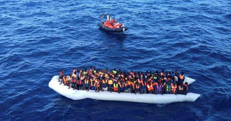 Son dakika haberi: Akdeniz'de facia, 245 kişi kayboldu