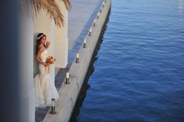 Düğün fotoğrafı için bu ilçeye gidiyorlar