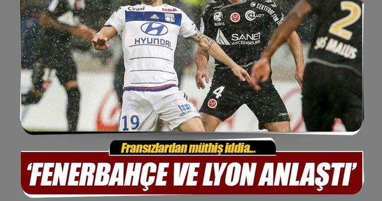 Fransızlardan Valbuena-Fenerbahçe iddiası!