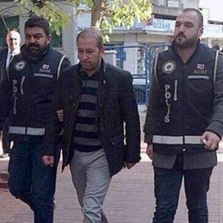 Zübeyir Öksüz'ün gözaltındaki işlemleri devam ediyor