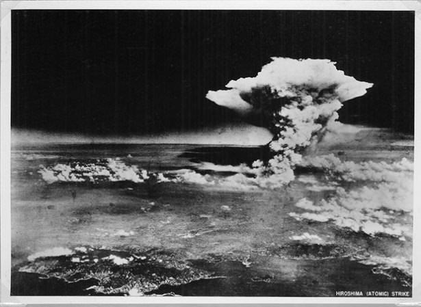70 yıl önce ilk atom bombası patladı