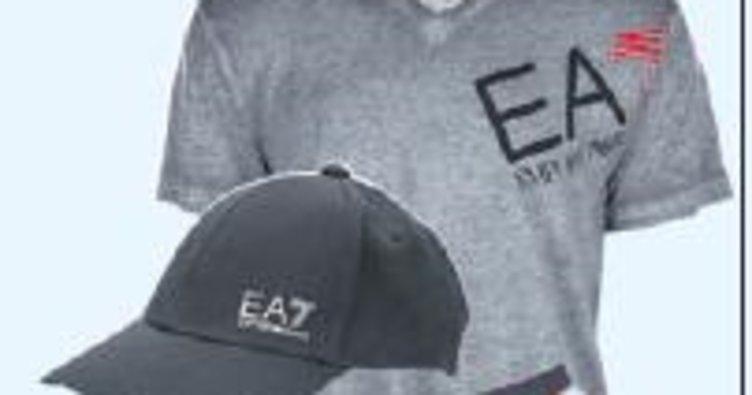 EA7 hem şık hem teknik