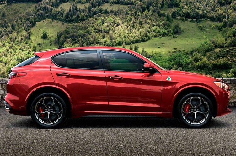 Alfa Romeo'nun yeni SUV'u tanıtıldı