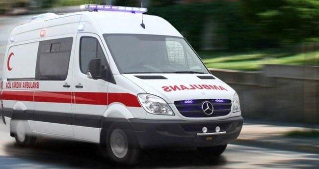 Kazada yaralanan 2 çocuk hastanede hayatını kaybetti