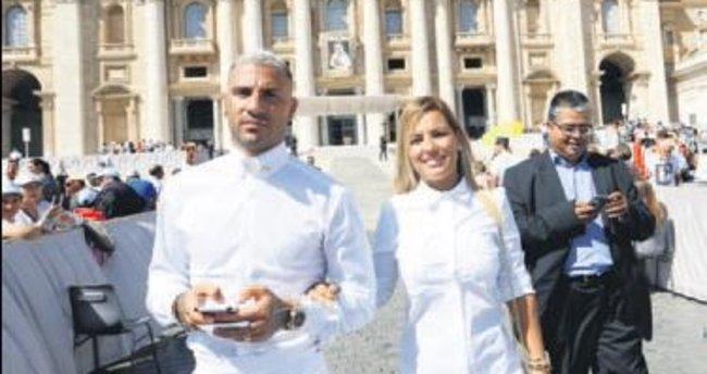 Quaresma Papa'ya gitti