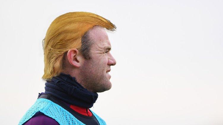 Futbol dünyasının ikonları Trump'landı!