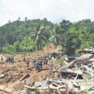 Sri Lanka'da sel bilançosu 146 ölü