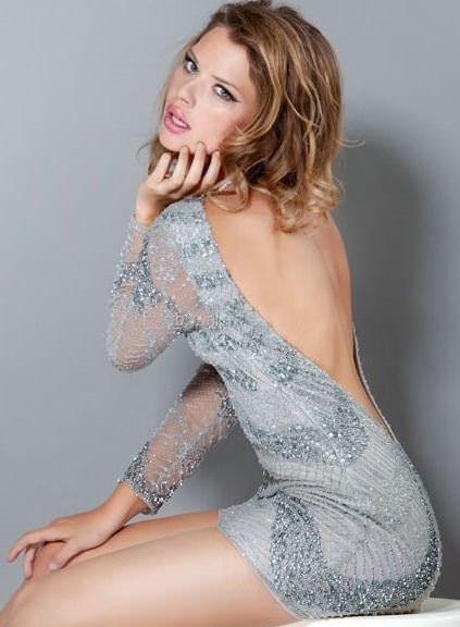 2014'ün elbise modelleriyle tüm bakışları üzerinizde toplayın
