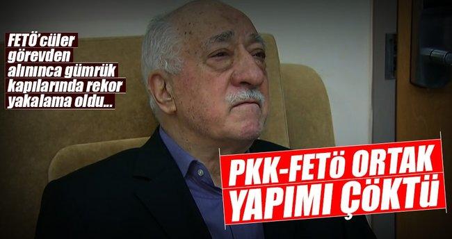 PKK-FETÖ ortak yapımı çöktü